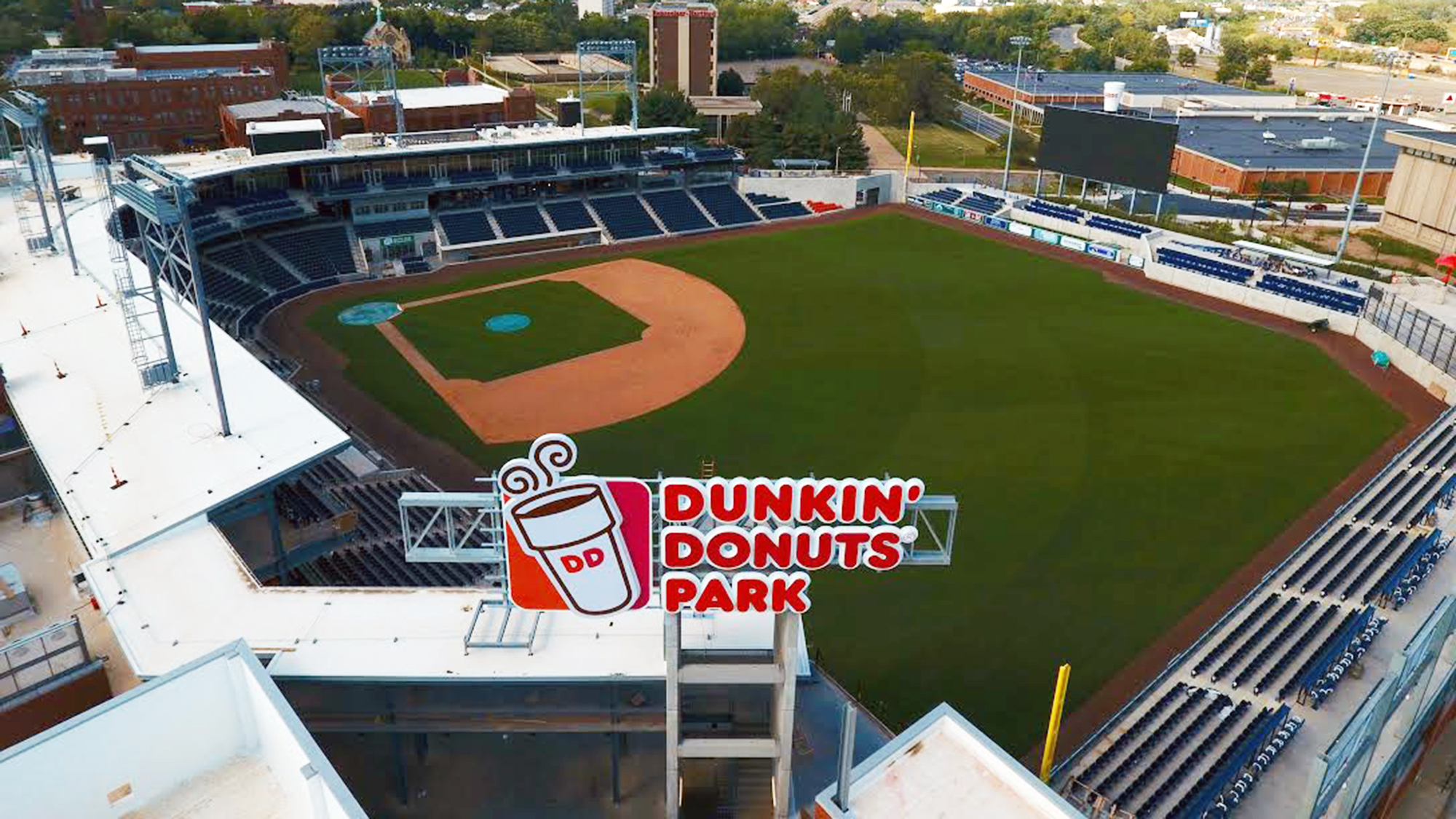 QU Baseball s Game Against Hartford Apr 11 To Be Played At Dunkin Donuts Park